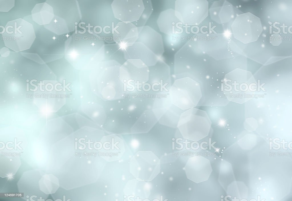 Glittery blue background royalty-free stock photo