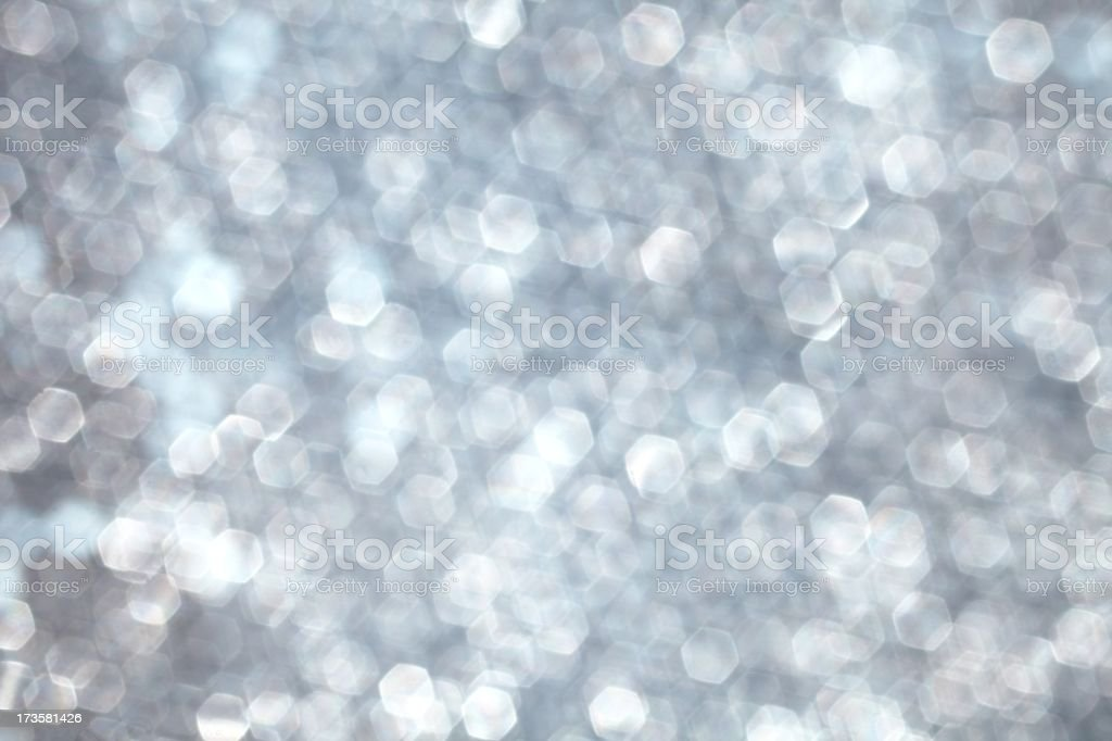 Glittery Lights Background royalty-free stock photo