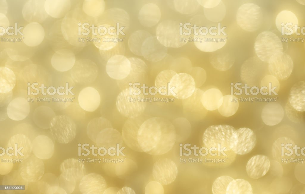 Glittery Lights - High Resolution XXXL stock photo