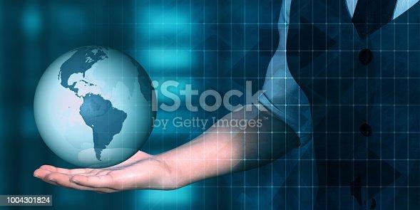 istock Global Banking 1004301824