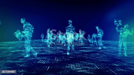 674717286 istock photo Global business, big data 507094667