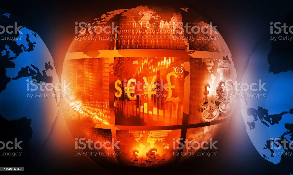 Global business concept – zdjęcie