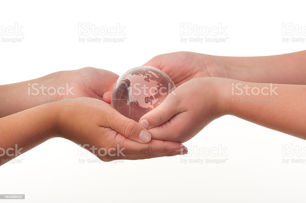 Global business, environmental concept. royalty-free stock photo