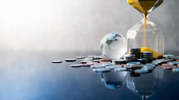 Globale Unternehmensinvestitionen. Wohlstandskonzept – Foto