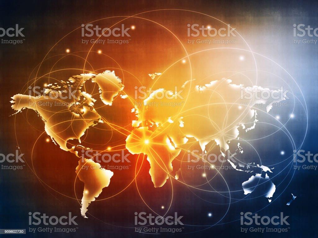 Global business network – zdjęcie