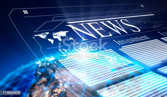 istock Global business news 174924429