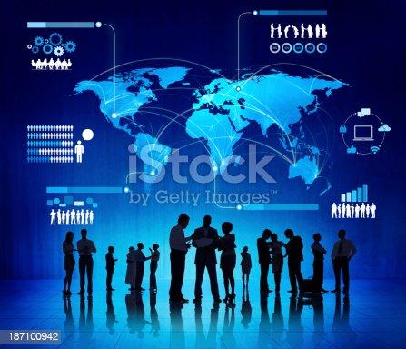 istock Global Business 187100942