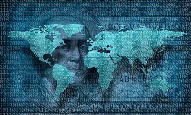 Negócios global  - foto de acervo