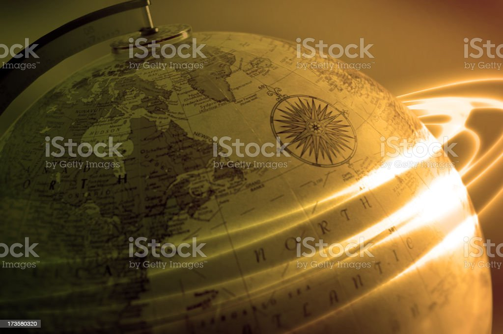 Global Business Series royalty-free stock photo