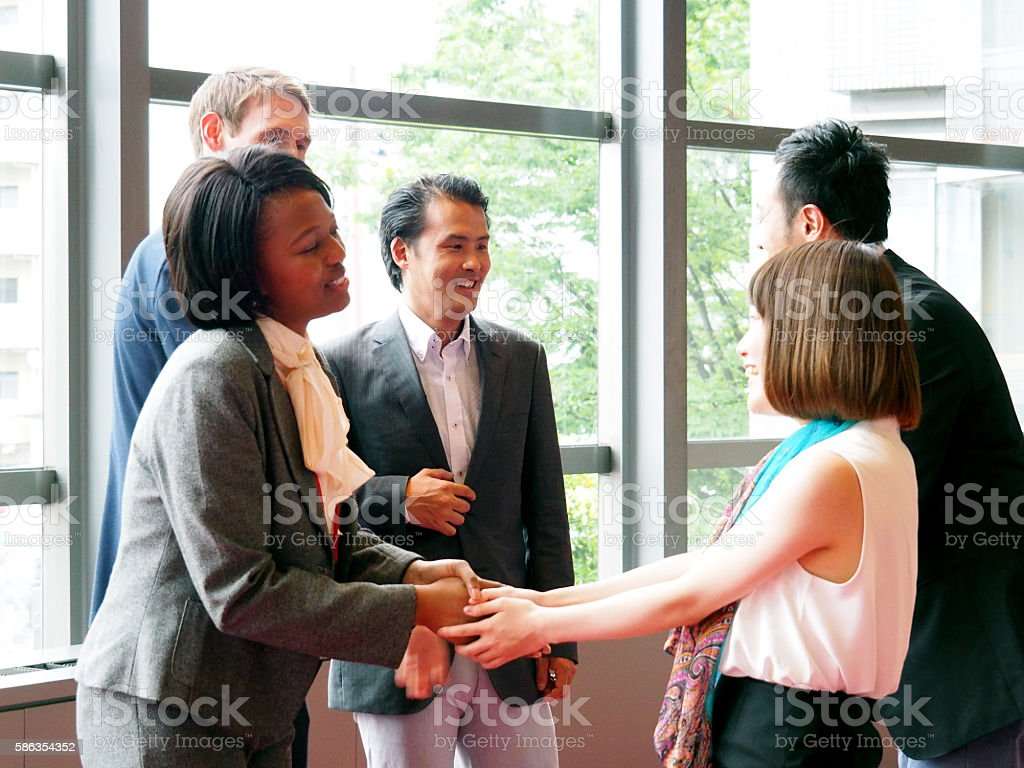 Global Business, Success stock photo