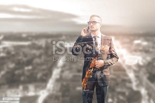 611747524istockphoto Global businessman 670564396