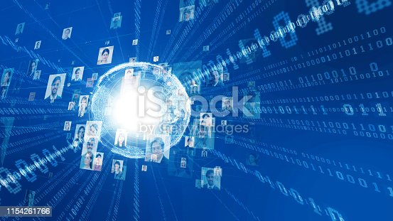 685409482istockphoto Global communication network concept. Diversity. 1154261766