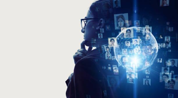 全球通信網路概念。多樣性。全球業務。 - 風格 個照片及圖片檔