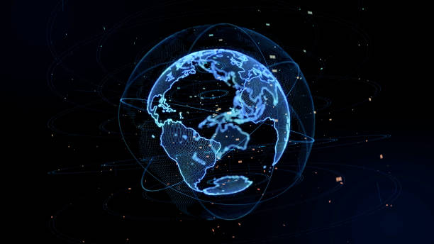 Global communication network concept. Global communication network concept. diplomacy stock pictures, royalty-free photos & images