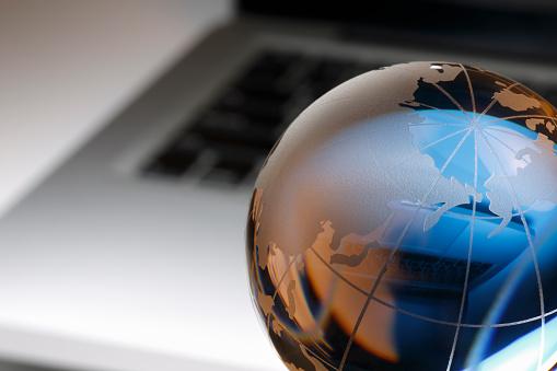 Comunicación Global Foto de stock y más banco de imágenes de 2015