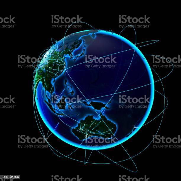 Global Kommunikation-foton och fler bilder på Asien