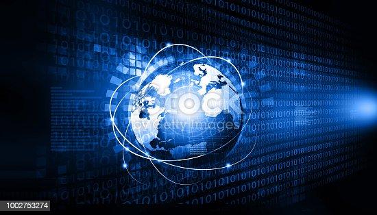 istock Global communication technology 1002753274