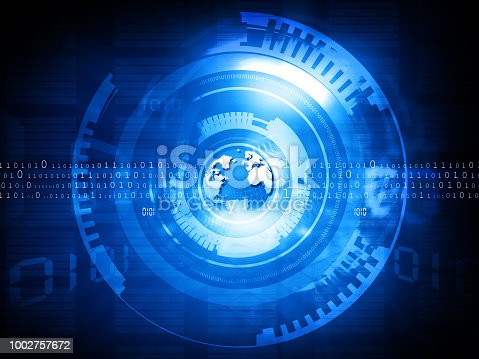 istock Global communication technology 1002757672