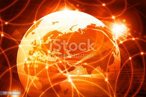 istock Global communication technology 1011876550