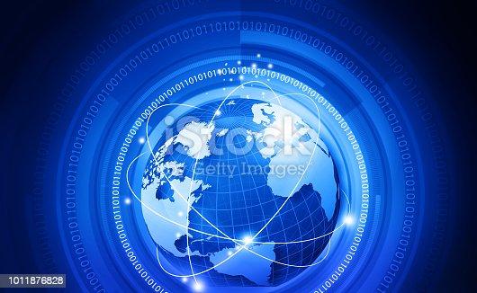 istock Global communication technology 1011876828