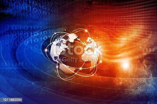 istock Global communication technology 1011880034
