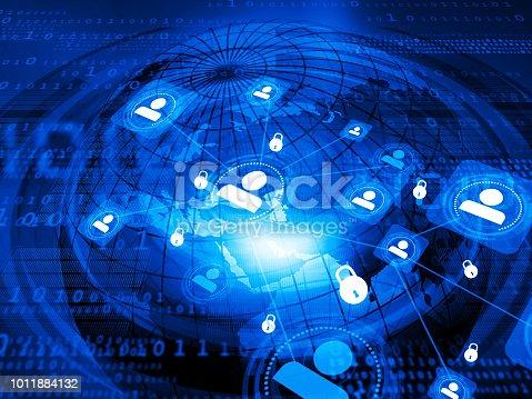 istock Global communication technology 1011884132