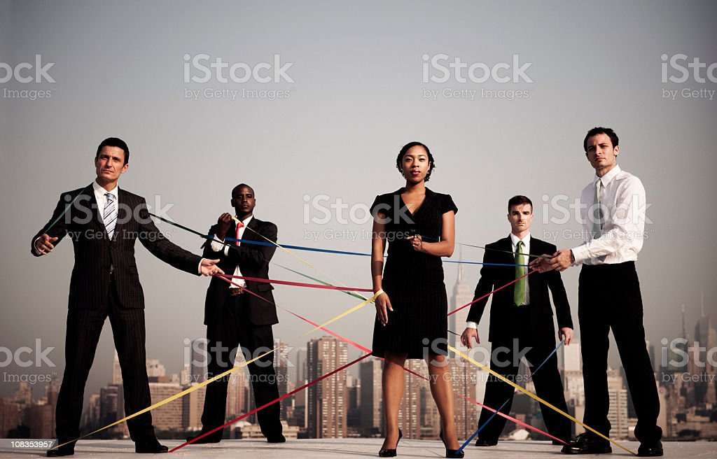 Global Communications royalty-free stock photo