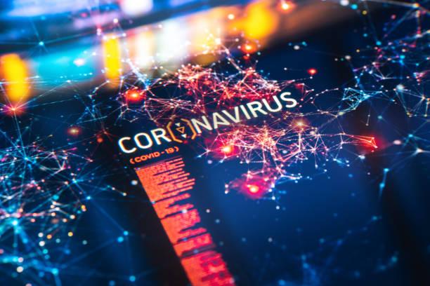 Globaler Ausbruch der Coronavirus-Krankheit – Foto
