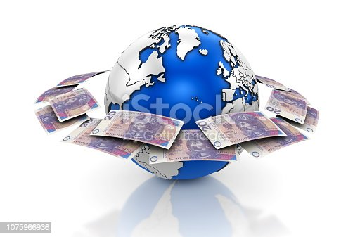 1019729218 istock photo Global Currencies 1075966936