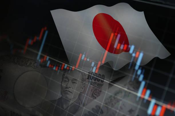 世界的な流行と経済的影響 - 日本 ストックフォトと画像