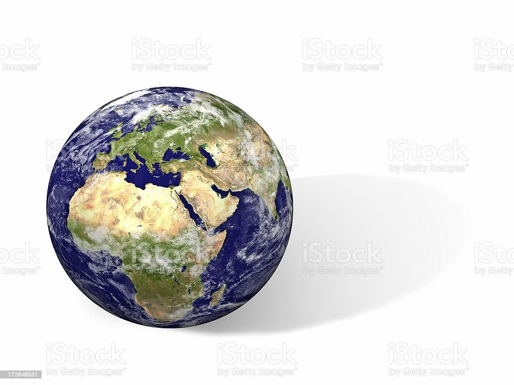 Global: Europe stock photo
