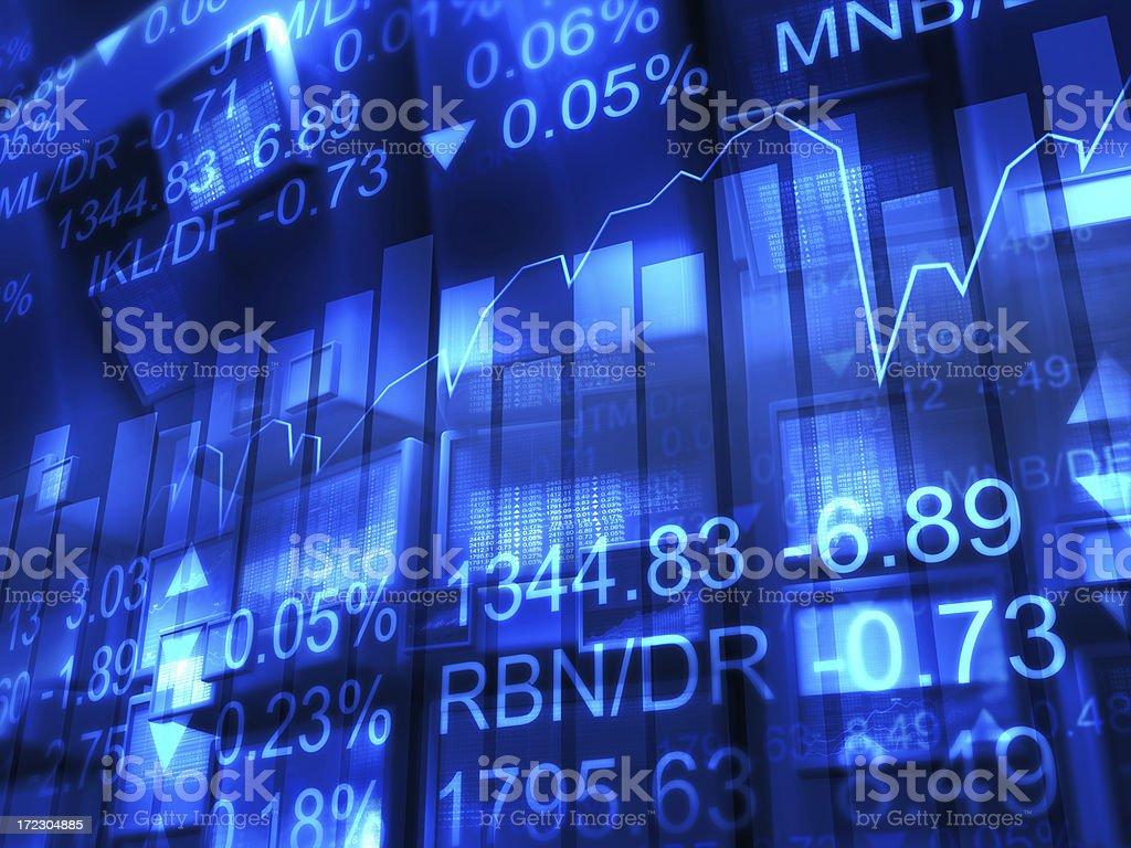 Global Exchange 2 stock photo