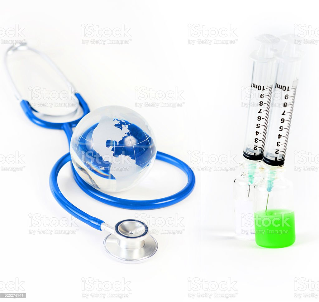 Global Healthcare and Medicine stock photo