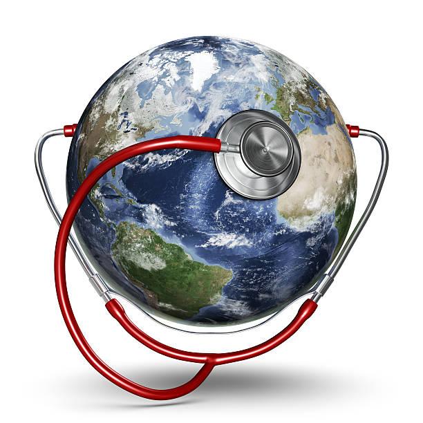 Global Healthcare-Atlantischer Ozean – Foto