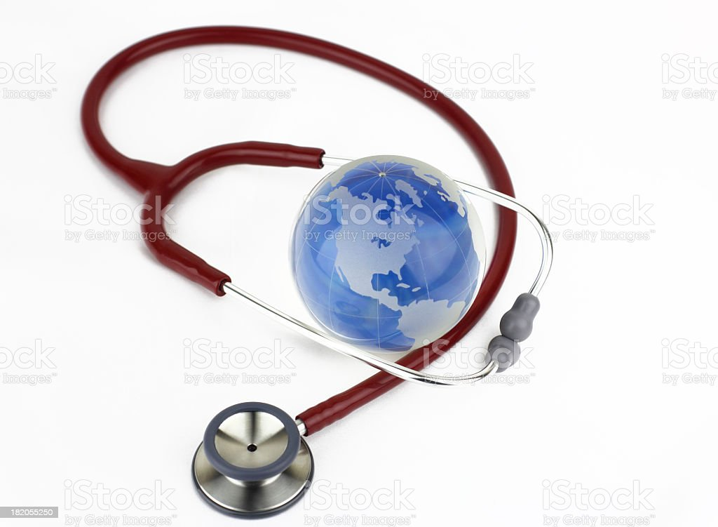 Global Healthcare royalty-free stock photo