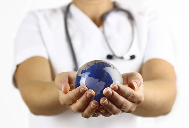 Global Healthcare Global Healthcare world health day stock pictures, royalty-free photos & images