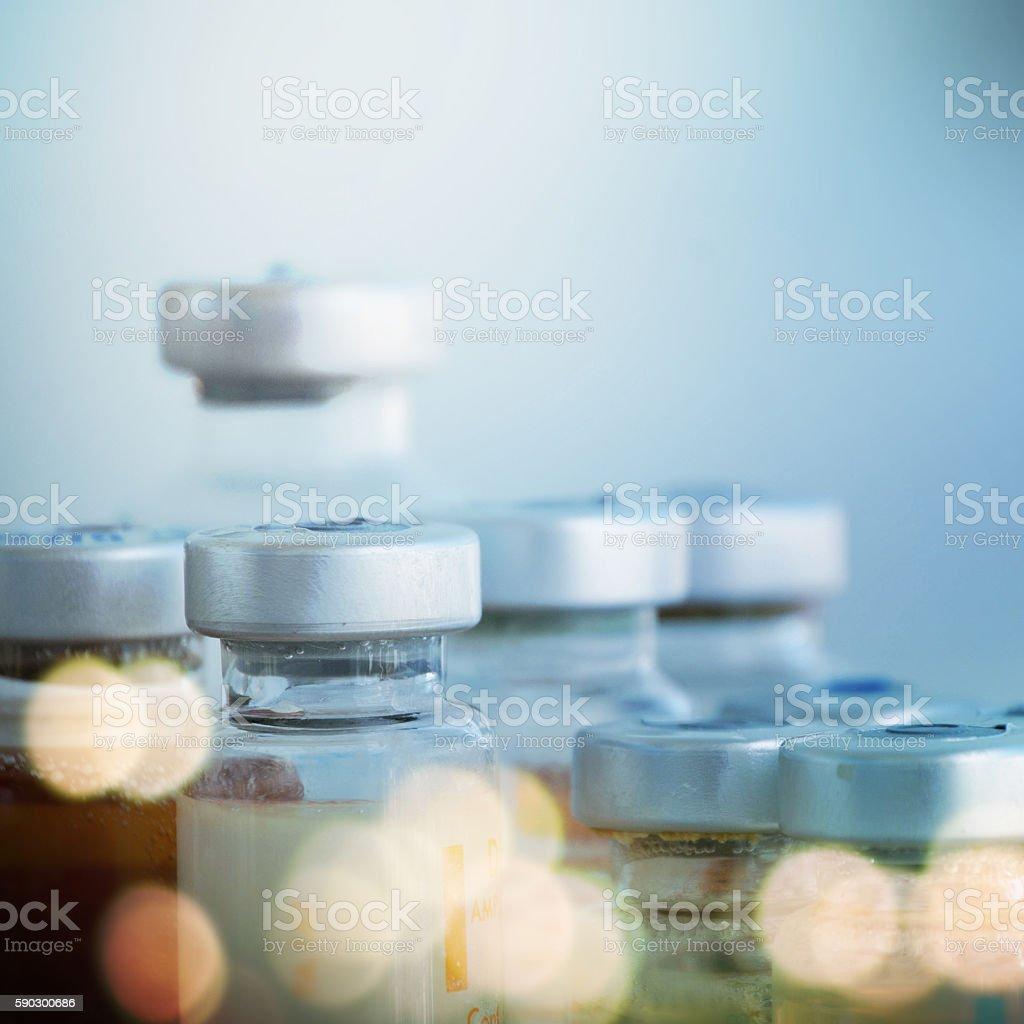 Global healthcare. Vaccine royaltyfri bildbanksbilder