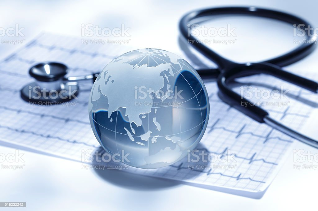 Global healthcare/Asia stock photo