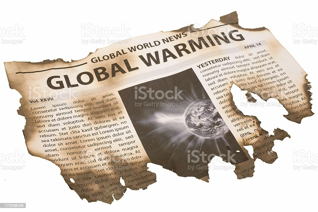 Global Issues royalty-free stock photo