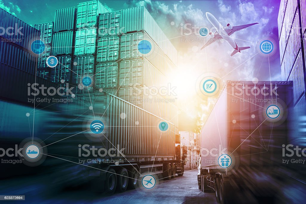 designing a new logistics network Security requirements, new trade agreements, shifting labor rates, space costs, supplier and customer locations, new carriers and products, lane congestion, and fuel costs play significant roles in network logistics, frazelle says.