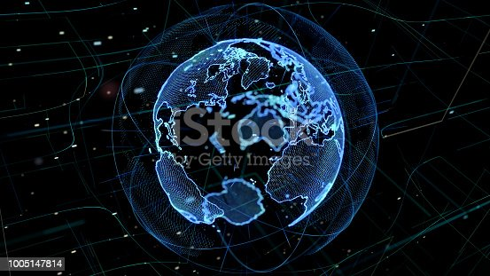 990122448istockphoto Global network concept. 1005147814