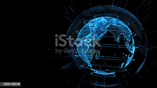 889231130istockphoto Global network concept. 1005148228