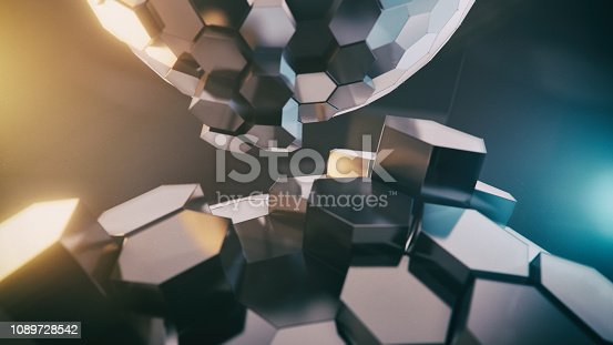istock Global network connection and big data concept 1089728542