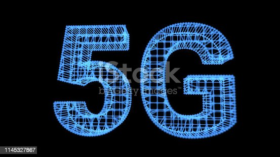 istock 5G Global Network Connection 1145327867