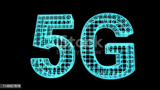 istock 5G Global Network Connection 1145327876