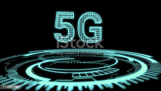 istock 5G Global Network Connection 1145327961