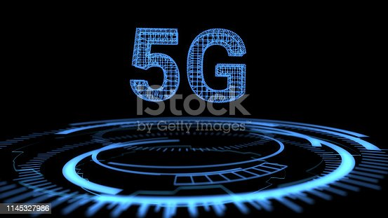 istock 5G Global Network Connection 1145327986