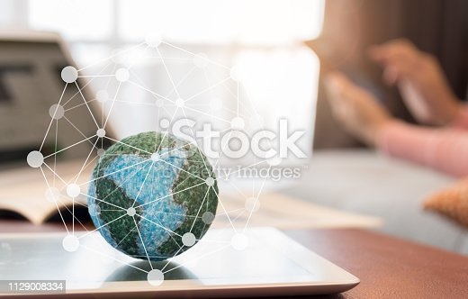 586932042 istock photo global network 1129008334