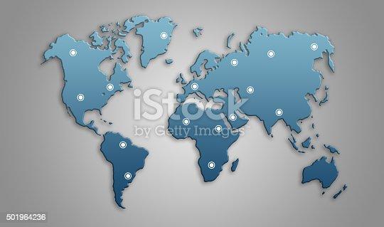 498272366istockphoto Global network 501964236