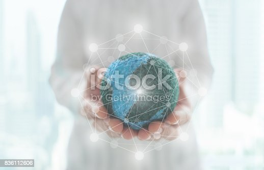 586932042 istock photo global network 836112606